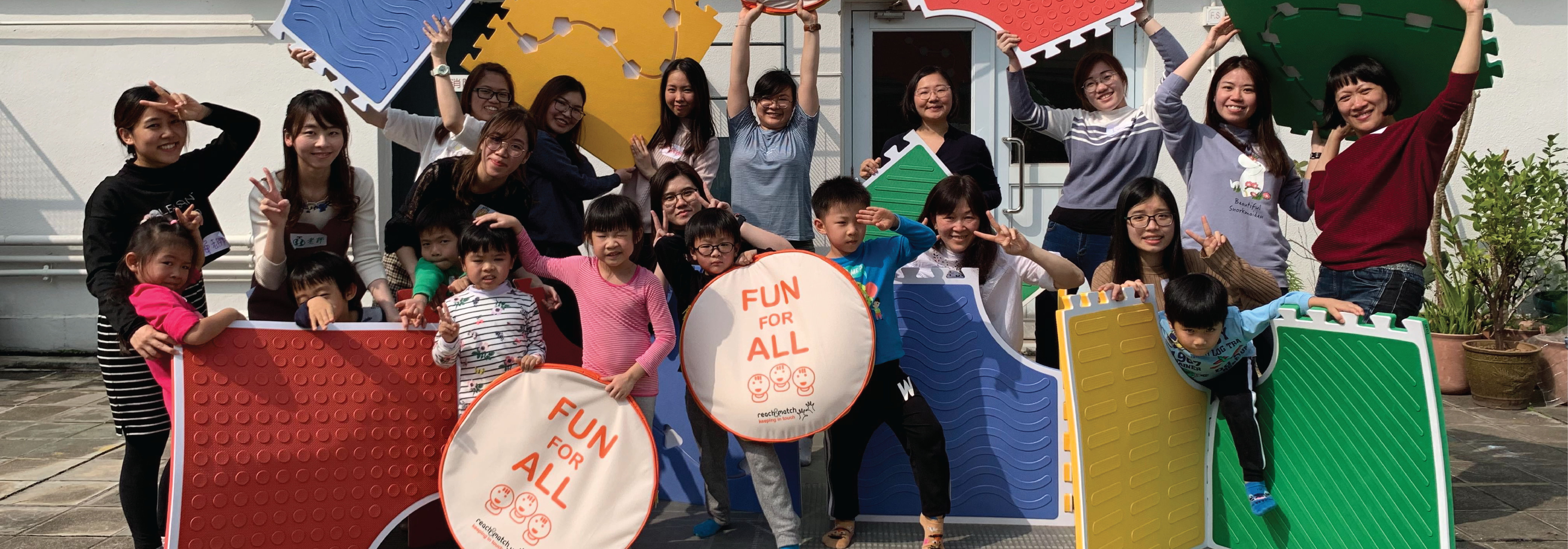 reach and match training with tung wah group of hospitals nursery schools